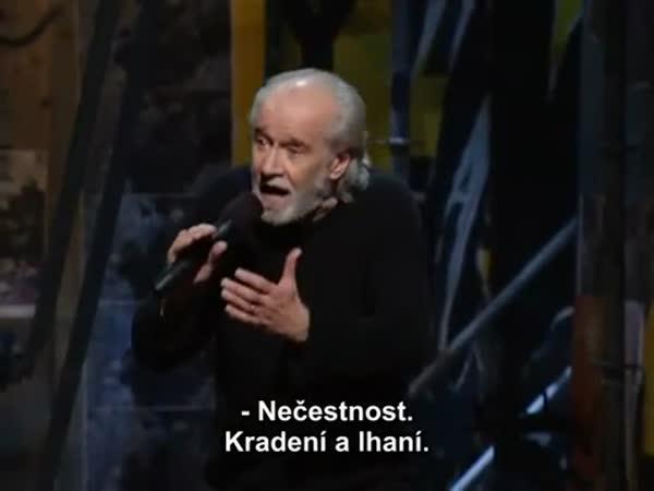 George Carlin - Boží desatero