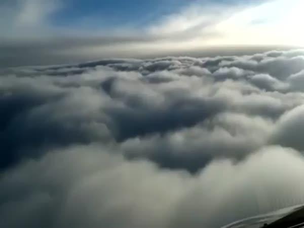 Jak vidí let piloti