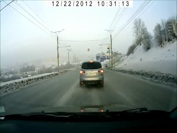 Blbci za volantem - nehody 18.díl