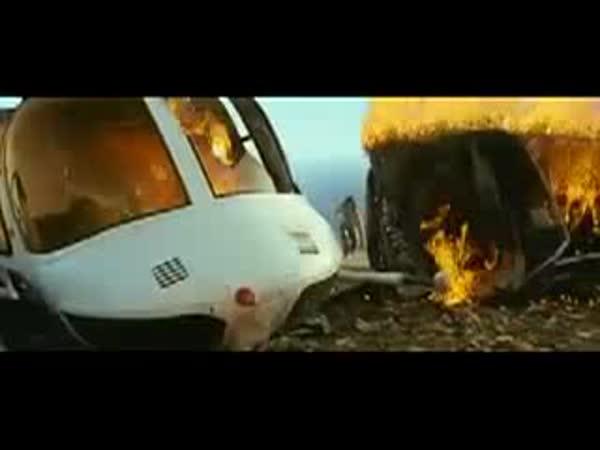 Bollywood - Super akční scéna 3