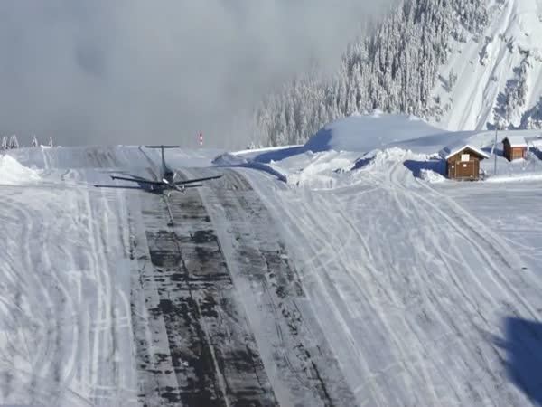 Runway - Jedna z nejkratších