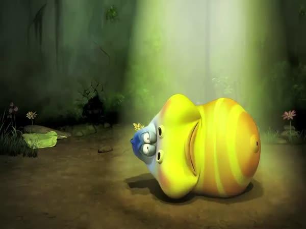 Animace - Larva 3.díl - Prdění