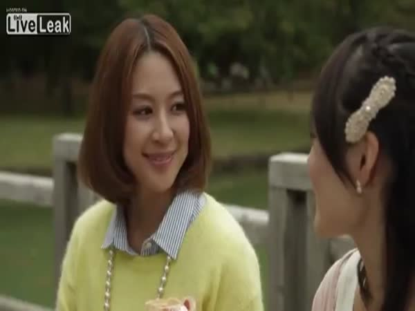 Japonský vynález - lidský ocásek
