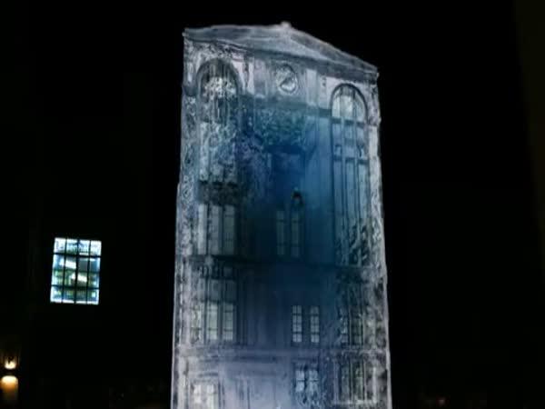 3D projekce v Berlíně