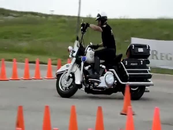 Zručný policajt