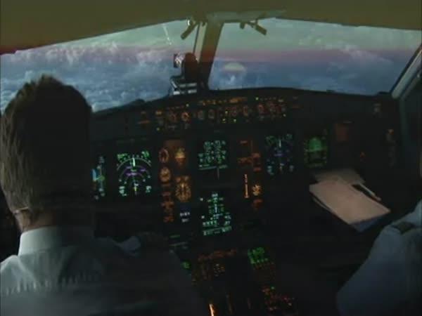 Jak vidí let piloti #2