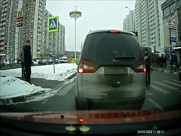 Blbci za volantem - nehody 20.díl