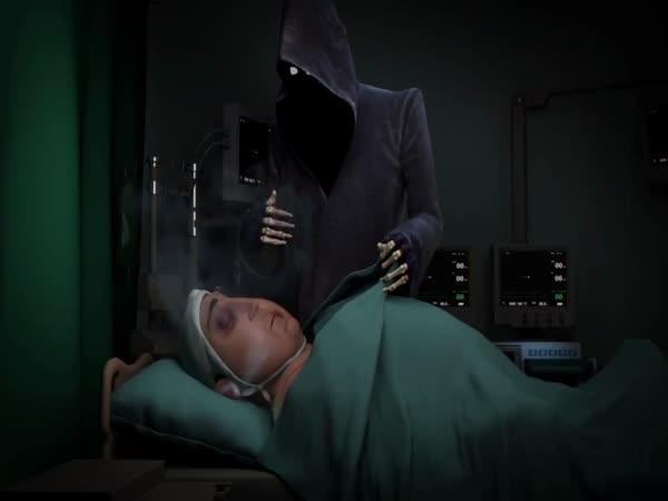 Smrtka má špatný den