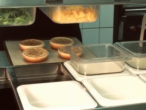 Náborové video pro McDonald