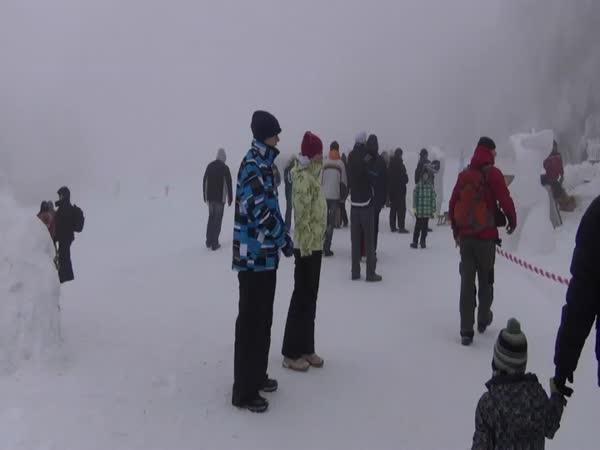 Sněhové království - Pustevny