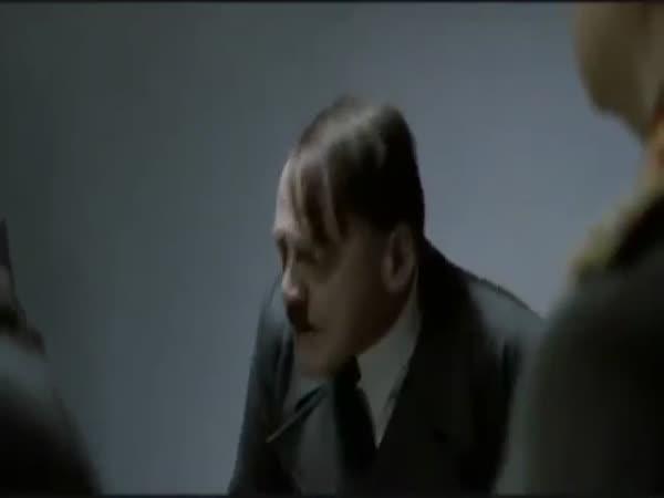 Hitler parodie - Nábor pro McDonald