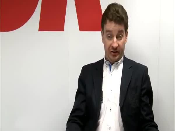 Petr Jablonský - duel kandidáti prezidenta