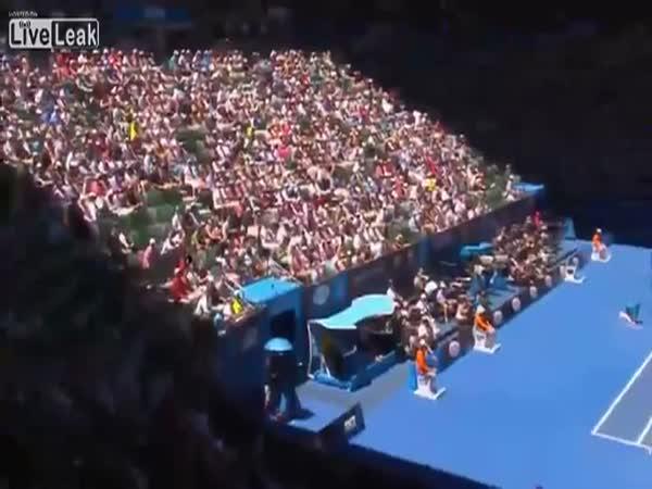Tenis - Nepovedené podání