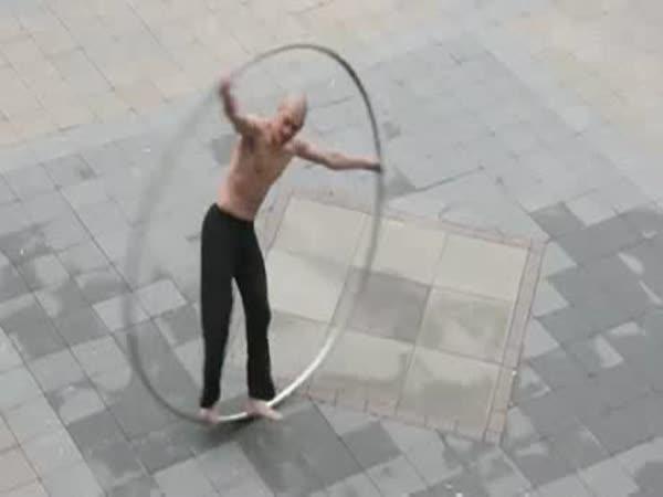 Úžasné triky s kruhem