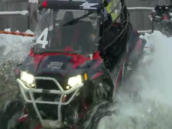 Sněžný závod - Rakousko