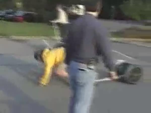 Segway - pády a nehody #3