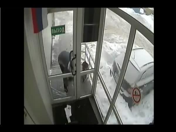 Jak se doručují balíčky v  Rusku
