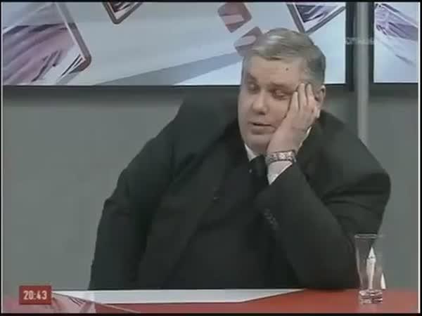 Přímý přenos - Vyhrocená debata