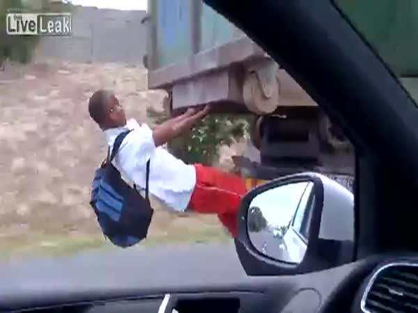 Neobvyklá cesta do školy