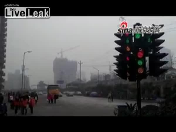 Zajímavý semafor
