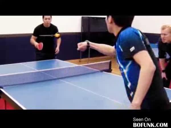 Nadšenci - Stolní tenis