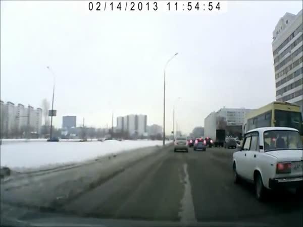 Blbci za volantem - nehody 26.díl