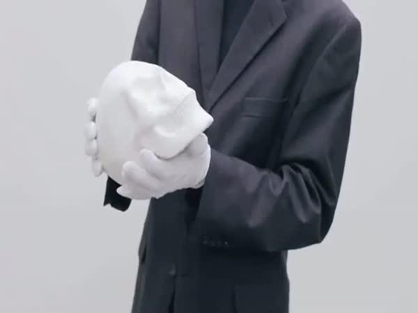 Sochy z papíru