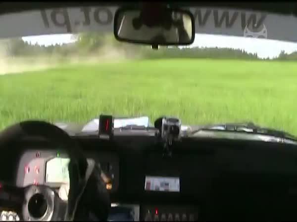 ČR - Rallye 2012 - Když se nedaří