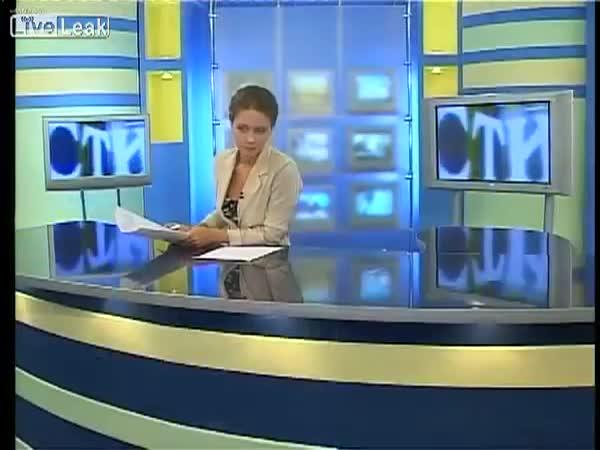 Televizní zprávy [přímý přenos]