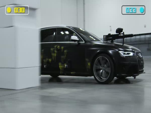 Bitevní Audi RS4