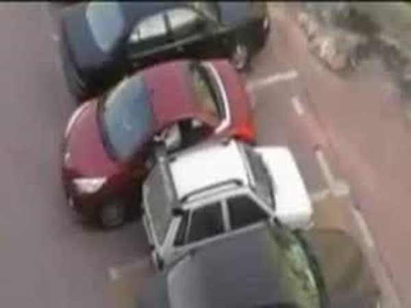 Parkování tip ťop