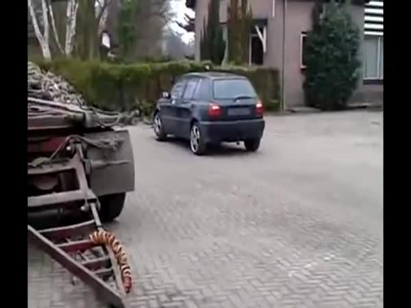 Rychlo demontáž motoru