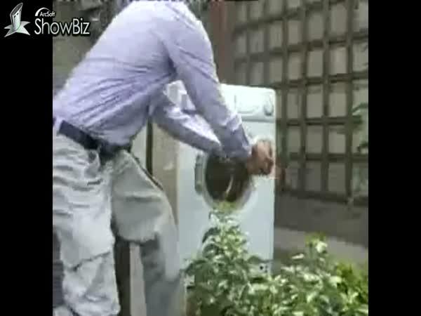 Pračka vs. Harlem Shake