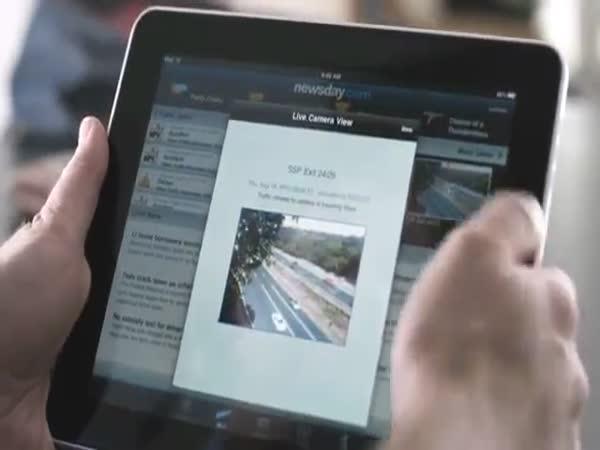 Klasické noviny vs. iPad