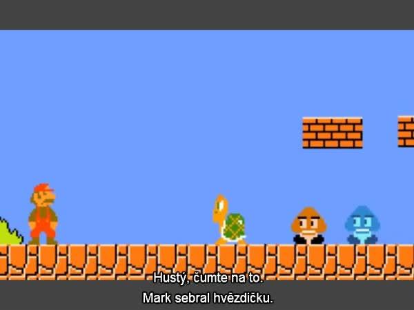 Mario má problém