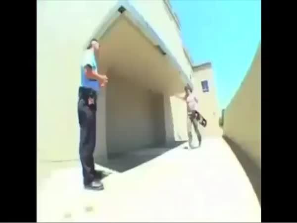 Borci co utekli Policii