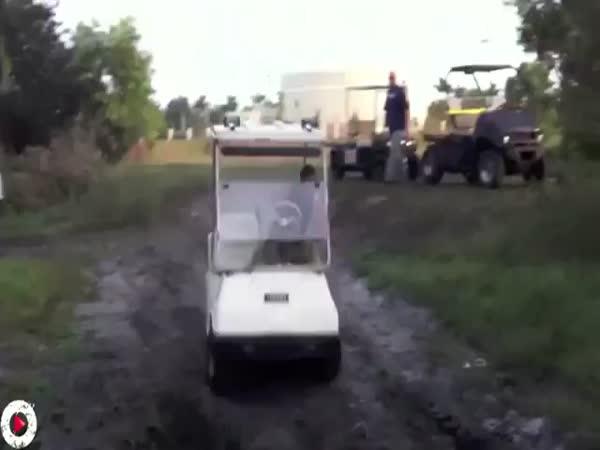 Největší blbci - golf