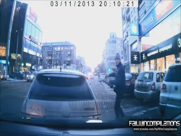 Blbci za volantem - nehody 31.díl