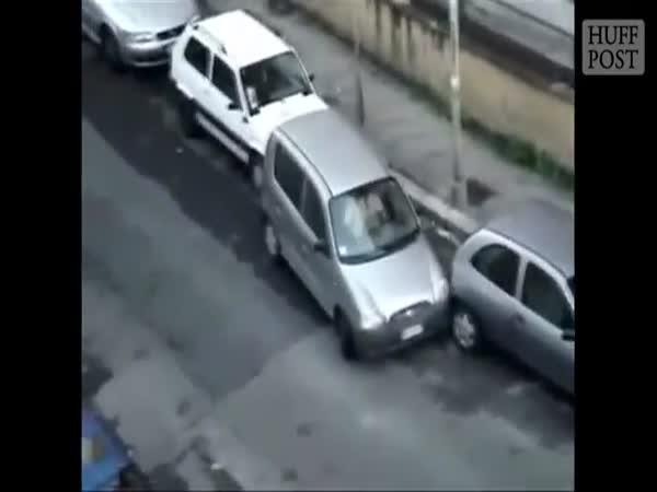 Parkování je problém - kompilace