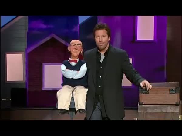 Jeff Dunham - O manžesltví s humorem