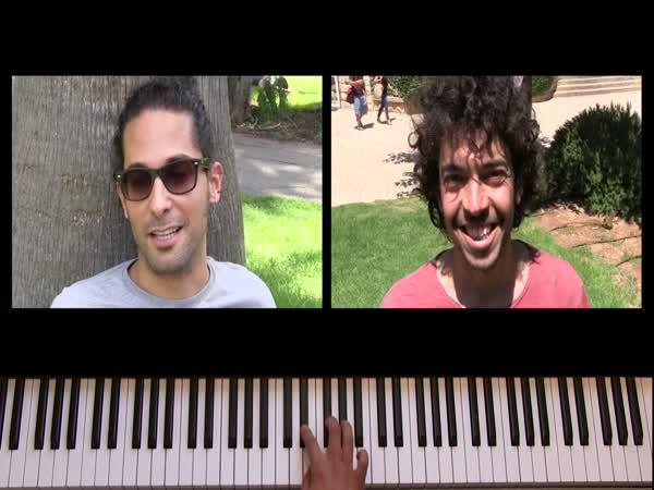 Lidské piano