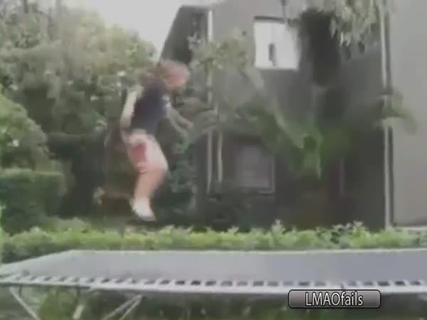 Největší blbci - trampolíny #3