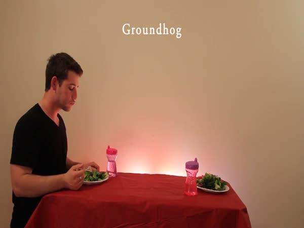Jak zvířata jedí svá jídla