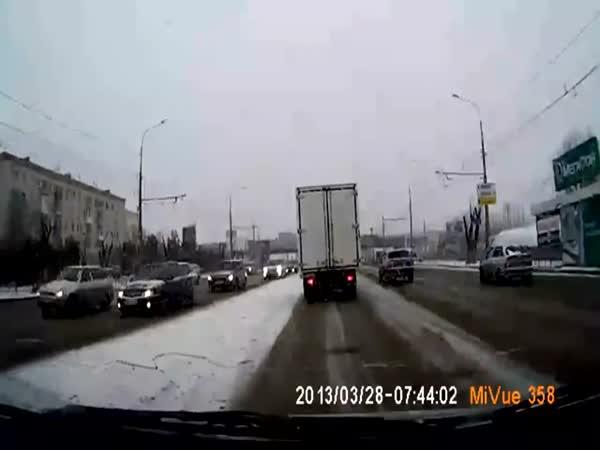 Blbci za volantem - nehody 32.díl