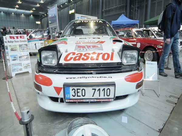 Autosalon Brno 2013