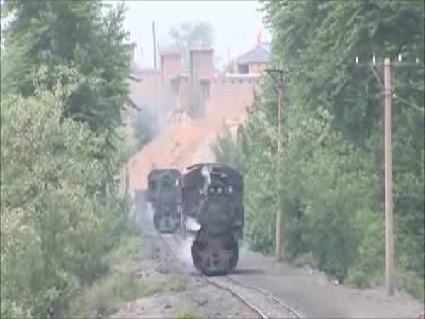Rumunské železnice