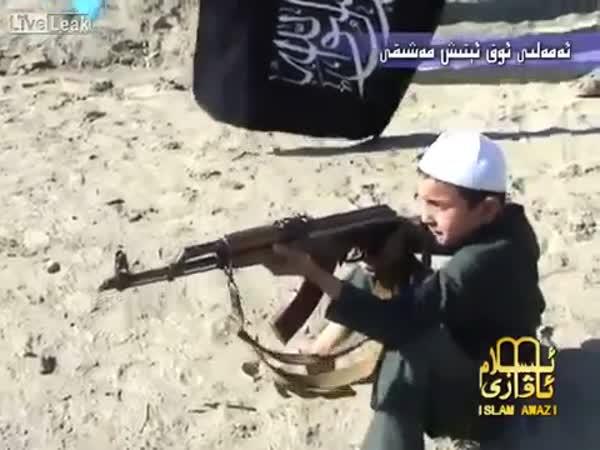 Malé Talibánské komando
