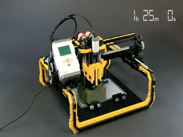 Lego 3D tiskárna