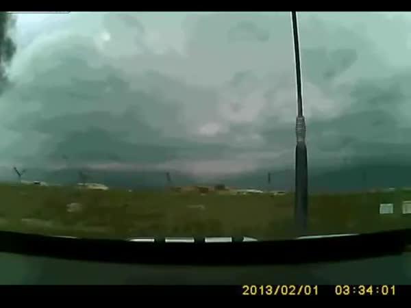 Afgánistán - Nehoda letadla Boeing 747