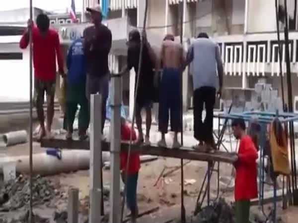 Zatloukání v Africe